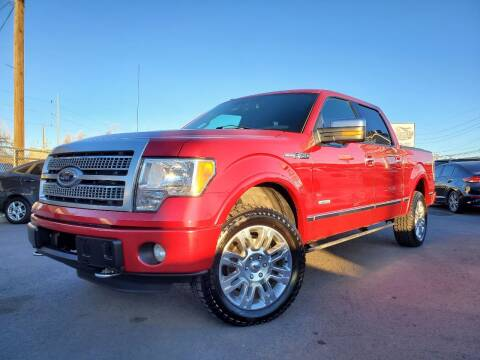 2012 Ford F-150 for sale at LA Motors LLC in Denver CO