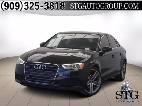 2015 Audi A3 for sale at STG Auto Group in Montclair CA