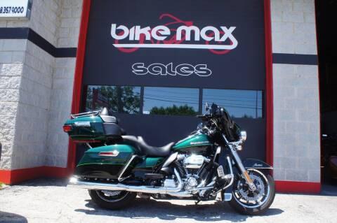 2017 Harley-Davidson Electra Glide Ultra Limited for sale at BIKEMAX, LLC in Palos Hills IL