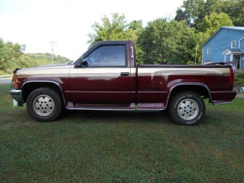 1989 GMC Sierra 1500 for sale at Keiter Kars in Trafford PA