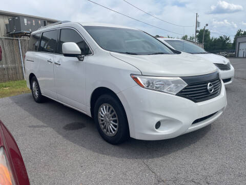 2013 Nissan Quest for sale at Auto Credit Xpress - Sherwood in Sherwood AR