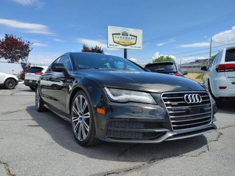 2012 Audi A7 for sale at CarSmart Auto Group in Murray UT