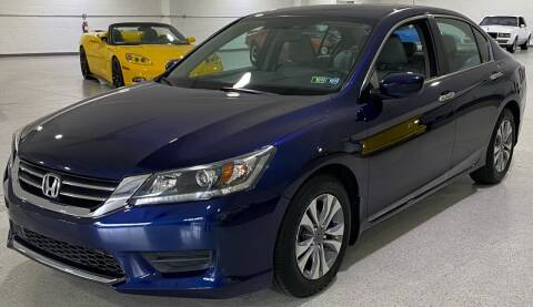 2014 Honda Accord for sale at Hamilton Automotive in North Huntingdon PA