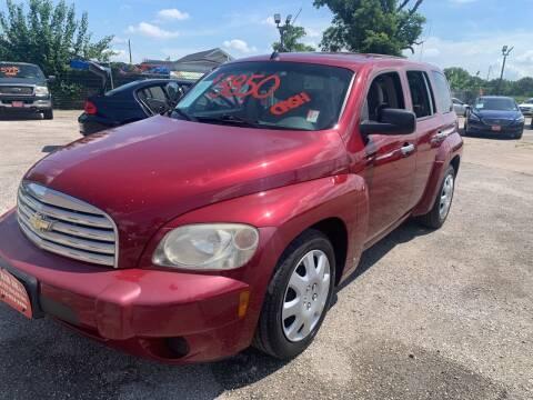 2006 Chevrolet HHR for sale at FAIR DEAL AUTO SALES INC in Houston TX