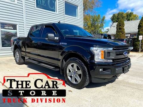 2019 Ford F-150 for sale at The Car Store Inc in Albany NY