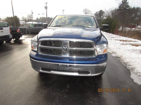 2009 Dodge Ram Pickup 1500 for sale at Heritage Truck and Auto Inc. in Londonderry NH