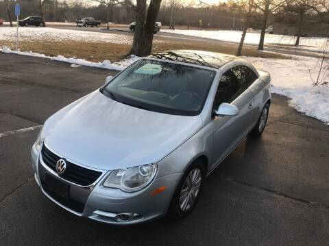 2007 Volkswagen Eos for sale at Lux Car Sales in South Easton MA