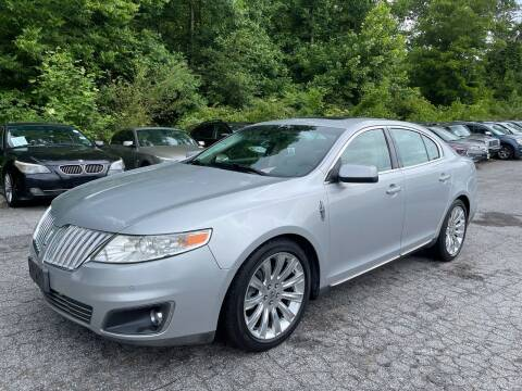 2009 Lincoln MKS for sale at Car Online in Roswell GA