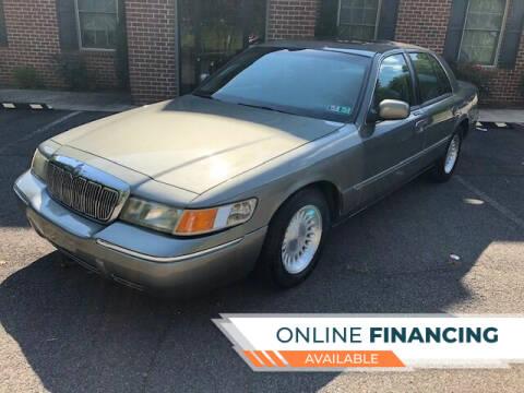 1998 Mercury Grand Marquis for sale at White Top Auto in Warrenton VA