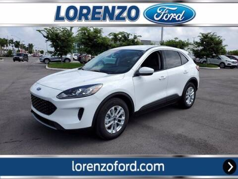 2021 Ford Escape for sale at Lorenzo Ford in Homestead FL