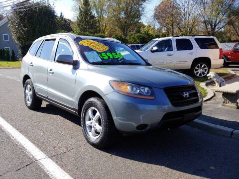 2008 Hyundai Santa Fe for sale at Motor Pool Operations in Hainesport NJ