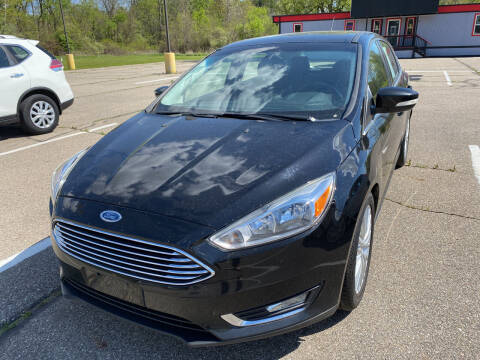 2016 Ford Focus for sale at Southern Auto Sales in Clinton MI