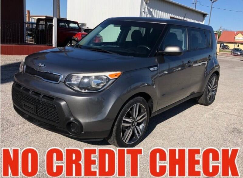 2015 Kia Soul for sale at Decatur 107 S Hwy 287 in Decatur TX