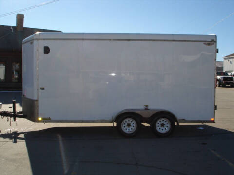 2012 H&H TC16 7x16 for sale at Quality Auto Sales in Wayne NE