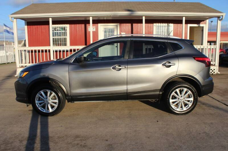 2018 Nissan Rogue Sport for sale at AMT AUTO SALES LLC in Houston TX