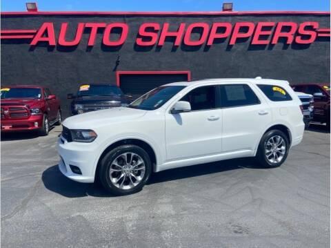 2019 Dodge Durango for sale at AUTO SHOPPERS LLC in Yakima WA