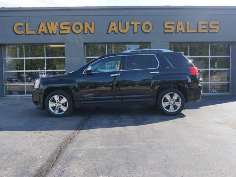 2015 GMC Terrain for sale at Clawson Auto Sales in Clawson MI