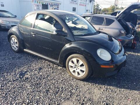 2009 Volkswagen New Beetle for sale at CRS 1 LLC in Lakewood NJ