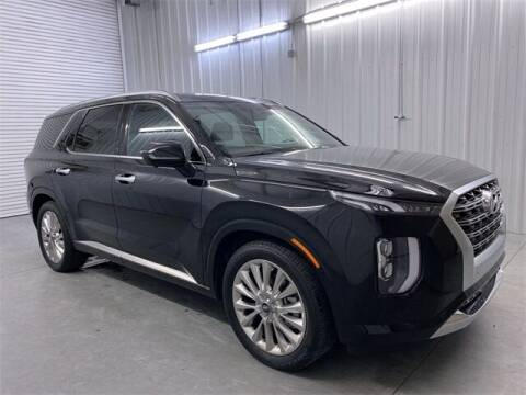 2020 Hyundai Palisade for sale at JOE BULLARD USED CARS in Mobile AL