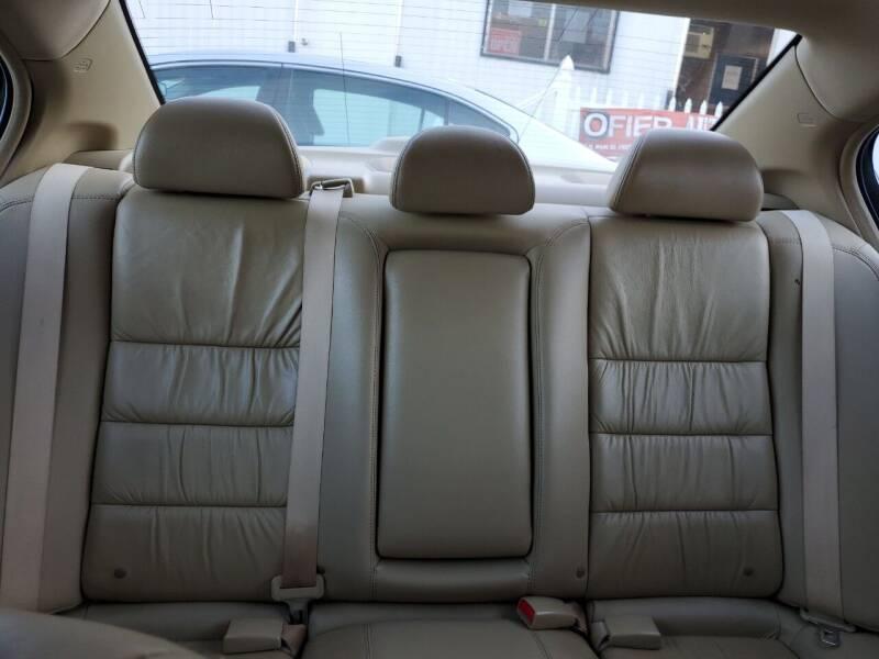 2009 Honda Accord EX-L 4dr Sedan 5A - Freeport NY