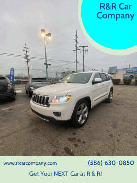 2011 Jeep Grand Cherokee for sale at R&R Car Company in Mount Clemens MI