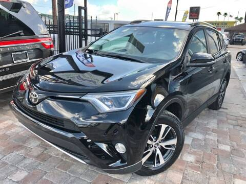 2016 Toyota RAV4 for sale at Unique Motors of Tampa in Tampa FL