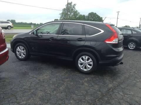 2012 Honda CR-V for sale at Kevin's Motor Sales in Montpelier OH