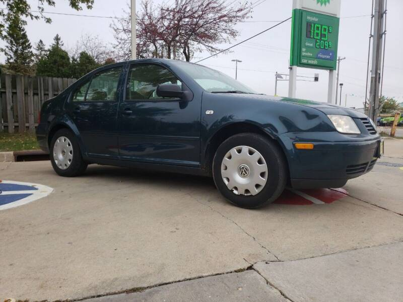2002 Volkswagen Jetta for sale at Super Trooper Motors in Madison WI