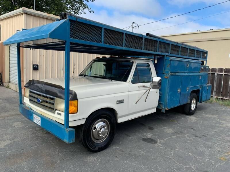 1989 Ford F-350 for sale at Dodi Auto Sales in Monterey CA