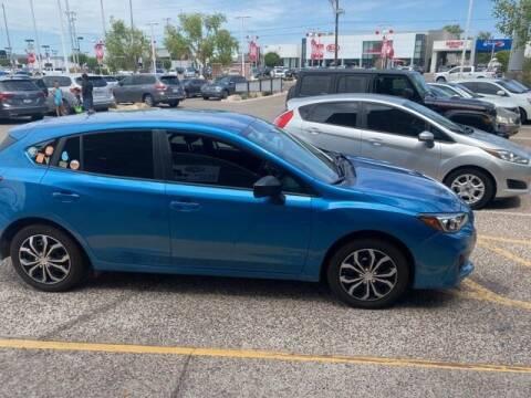 2019 Subaru Impreza for sale at Camelback Volkswagen Subaru in Phoenix AZ