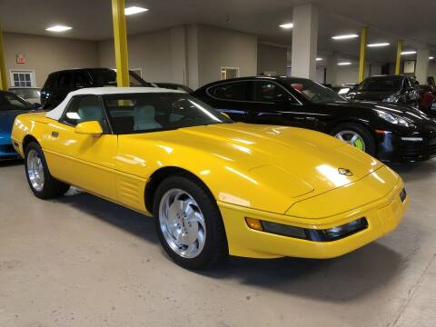 1993 Chevrolet Corvette for sale at Vantage Auto Wholesale in Lodi NJ