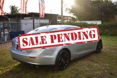 2014 Maserati Ghibli for sale at ELITE MOTOR CARS OF MIAMI in Miami FL