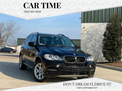 2012 BMW X5 for sale at Car Time in Philadelphia PA