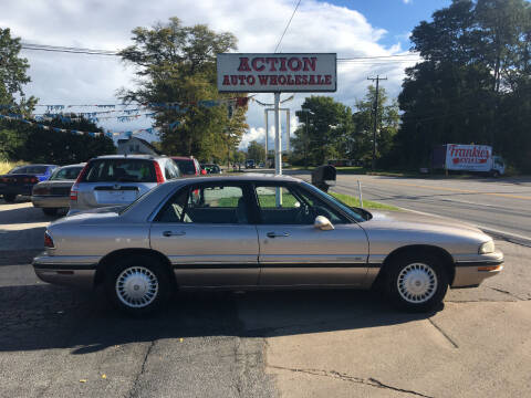 1999 Buick LeSabre for sale at Action Auto Wholesale in Painesville OH