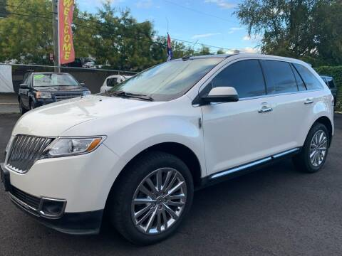 2011 Lincoln MKX for sale at TD MOTOR LEASING LLC in Staten Island NY