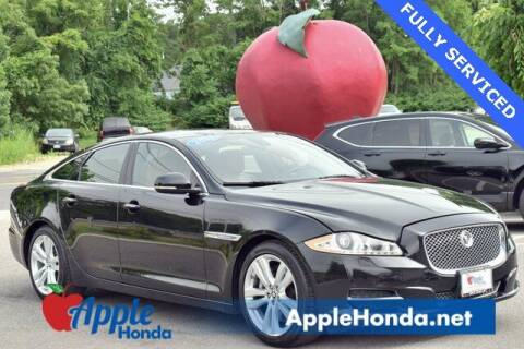 2011 Jaguar XJ for sale at APPLE HONDA in Riverhead NY