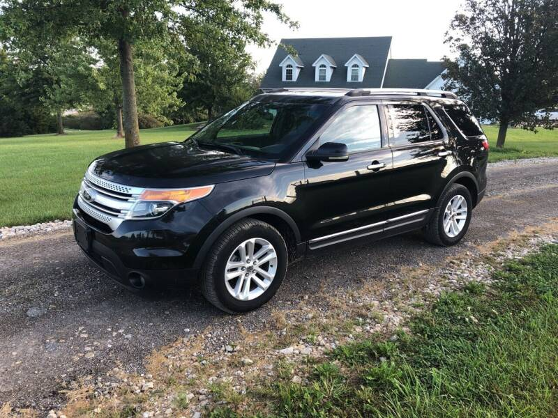 2011 Ford Explorer for sale at Ken's Auto Sales & Repairs in New Bloomfield MO