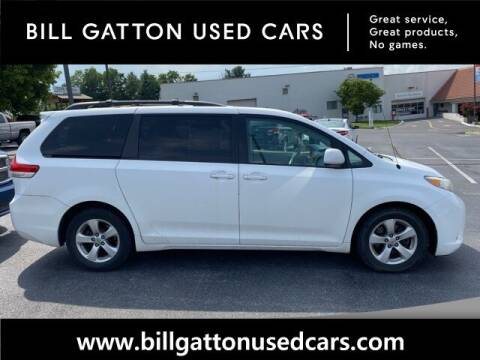 2011 Toyota Sienna for sale at Bill Gatton Used Cars in Johnson City TN