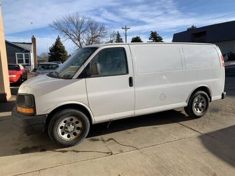 2012 Chevrolet Express Cargo for sale at Daryl's Auto Service in Chamberlain SD