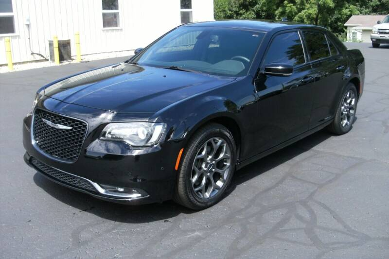 2017 Chrysler 300 for sale at Ritchie Auto Sales in Middlebury IN