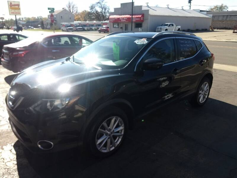 2017 Nissan Rogue Sport for sale at Economy Motors in Muncie IN