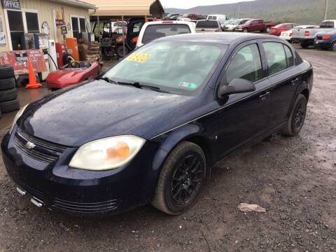 2008 Chevrolet Cobalt for sale at Troys Auto Sales in Dornsife PA