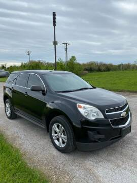 2013 Chevrolet Equinox for sale at MJ'S Sales in O'Fallon MO