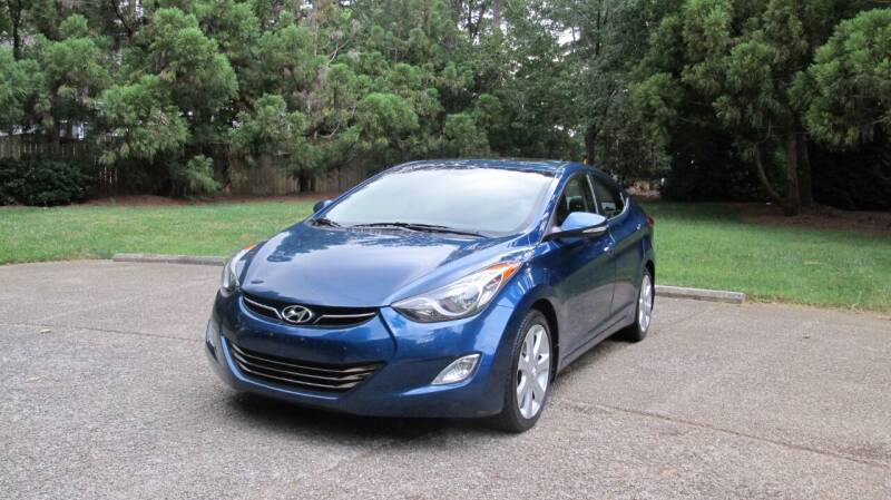 2013 Hyundai Elantra for sale at Best Import Auto Sales Inc. in Raleigh NC