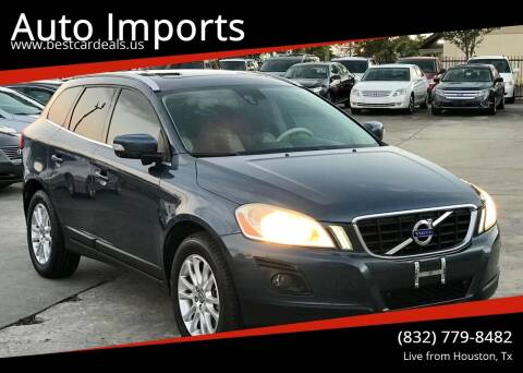 2010 Volvo XC60 for sale at Auto Imports in Houston TX