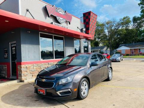 2016 Chevrolet Cruze Limited for sale at Chema's Autos & Tires in Tyler TX
