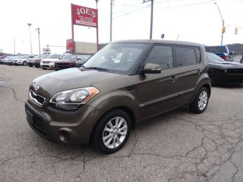 2012 Kia Soul for sale at Joe's Preowned Autos in Moundsville WV