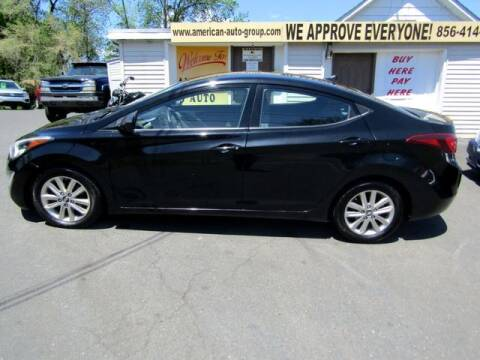 2014 Hyundai Elantra for sale at American Auto Group Now in Maple Shade NJ