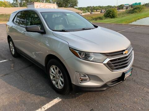 2018 Chevrolet Equinox for sale at SYNERGY MOTOR CAR CO in Forest Lake MN