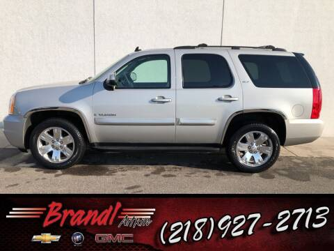2009 GMC Yukon for sale at Brandl GM in Aitkin MN